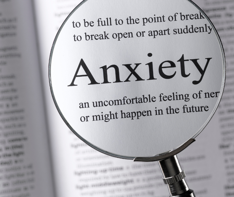 Three Coping Strategies For Living With Anxiety